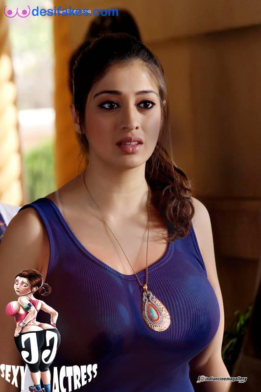 big boobs of Raai Laxmi Nude