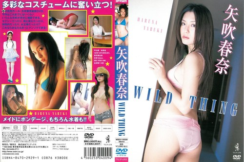 WBDV-0009 Haruna Yabuki 矢吹春奈 – WILD THING