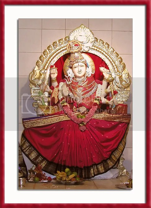 Durga Devi the all powerful Shakti by Arun Shanbhag