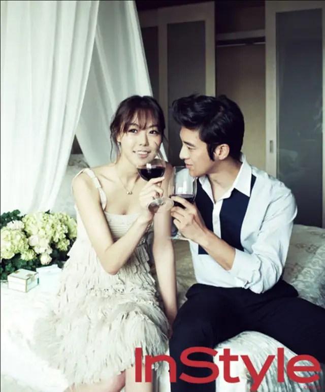 InStyle Featuring Lee Byung Hun Han Hyo Joo Han Chae