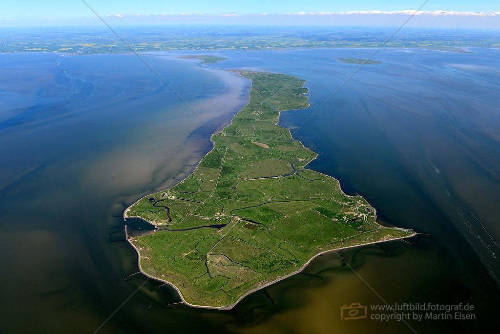 Luftbilder Langene  Luftbild