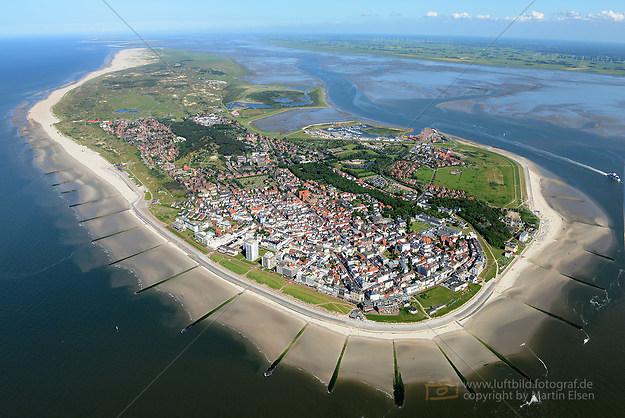 Luftbilder Norderney  Luftbild