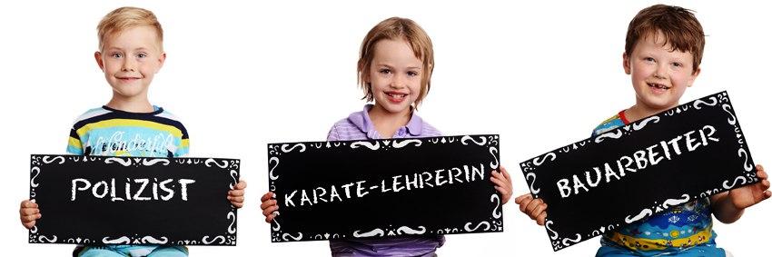 Kindergarten  Berufe  PHOTOGRAFIC Berlin  Fotografie