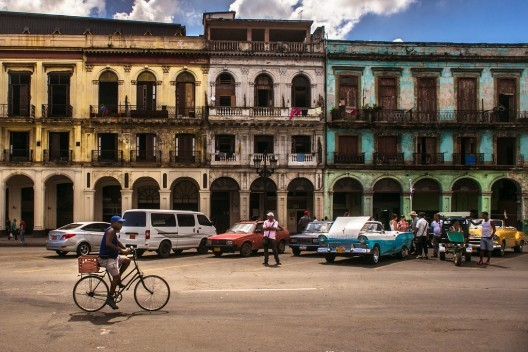 La Habana Vieja, Cuba. © DGTX, vía Flickr.