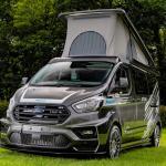 Ford Transit Custom Un Camping Car Personnalise Par Qvm