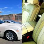 Une Rolls-Royce Phantom refoulée du territoire italien à cause de ses sièges
