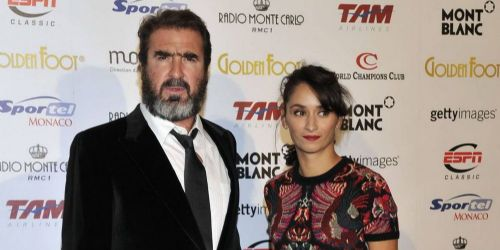 But what else do we know about his actress wife. Eric Cantona And Rachida Brakni Dating Gossip News Photos