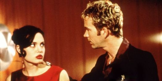 Image result for angelina jolie and timothy hutton in playing god