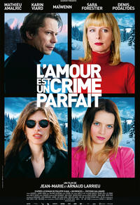L'amour Est Un Crime Parfait : l'amour, crime, parfait, L'AMOUR, CRIME, PARFAIT, (2014), Cinoche.com