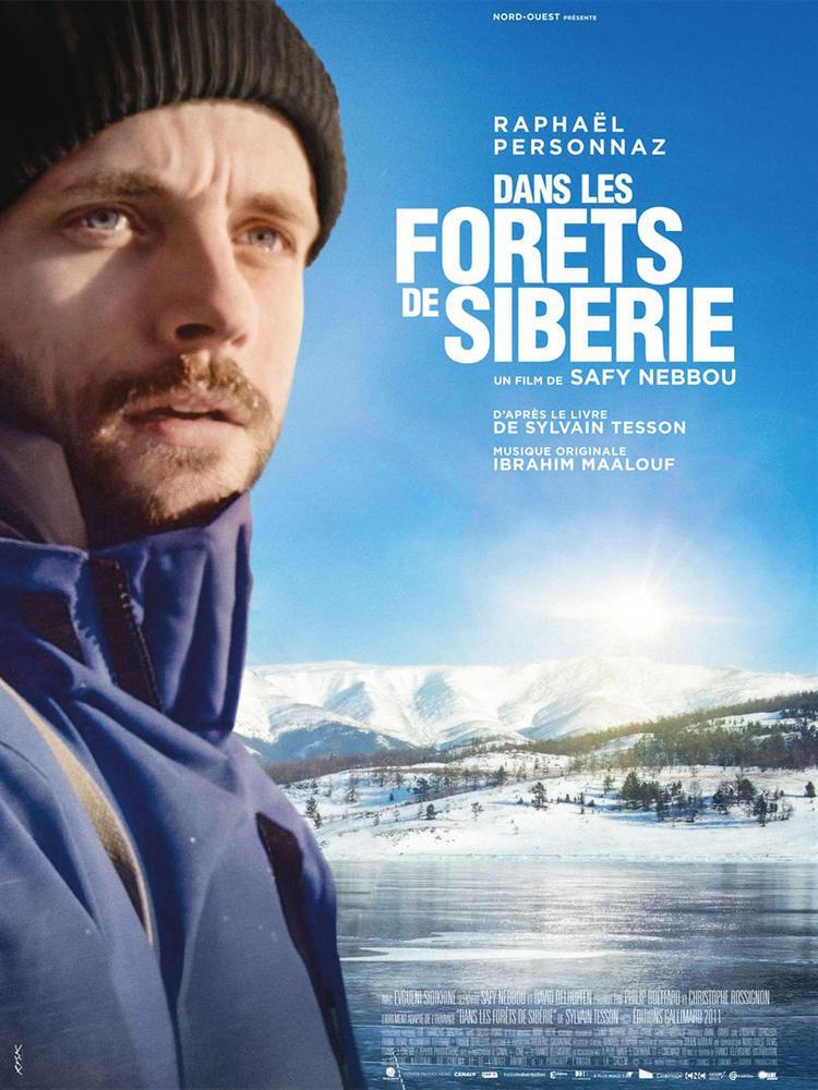 Dans Les Forêts De Sibérie (film) : forêts, sibérie, (film), FORÊTS, SIBÉRIE, (2016), Cinoche.com