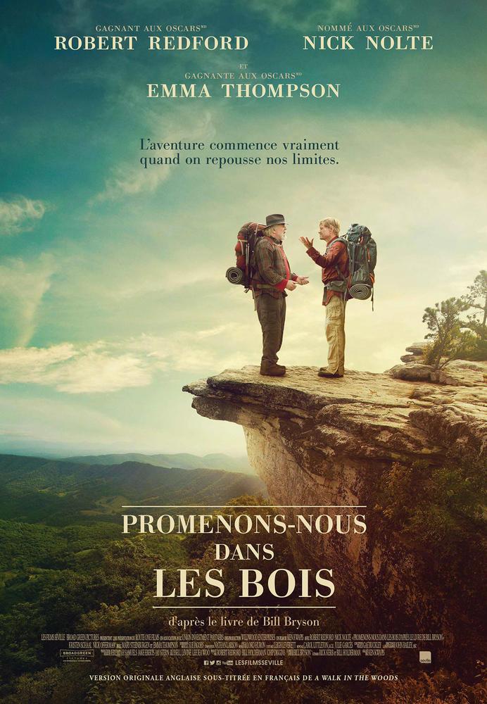 Promenons-nous Dans Les Bois (film) : promenons-nous, (film), PROMENONS-NOUS, (2015), Cinoche.com