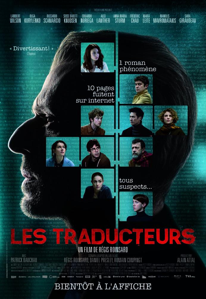 Horaires Du Film Film à énigme : horaires, énigme, TRADUCTEURS, (2020), Cinoche.com