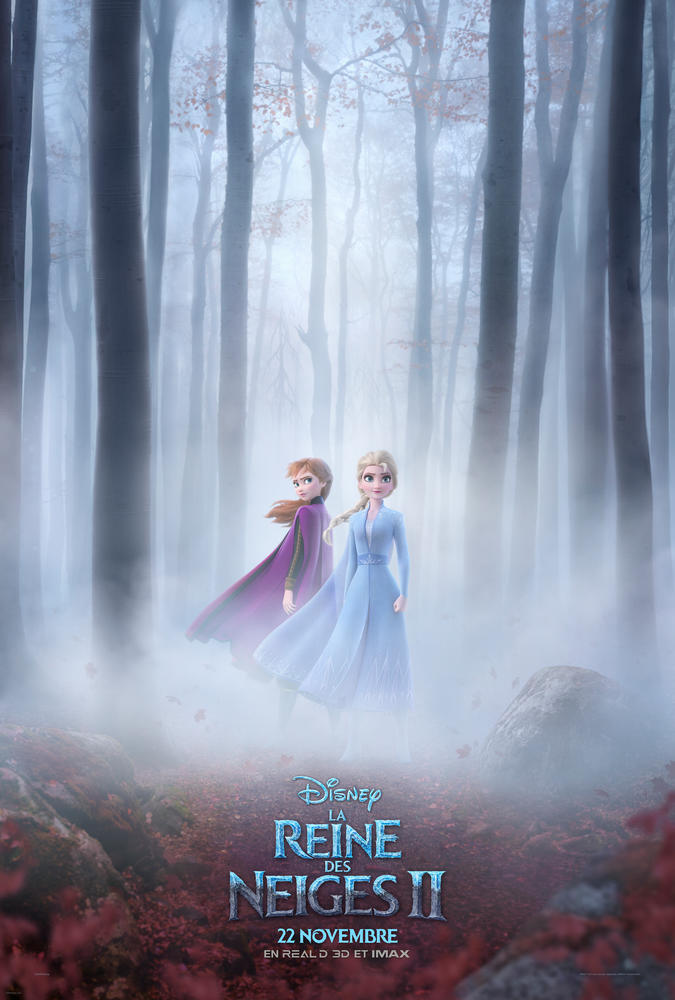 La Reine Des Neiges 2 En Streaming : reine, neiges, streaming, REINE, NEIGES, (2019), Cinoche.com