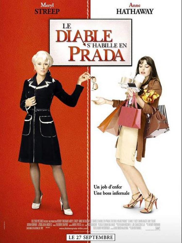 Le Diable S'habille En Prada 2 : diable, s'habille, prada, DIABLE, S'HABILLE, PRADA, (2006), Cinoche.com