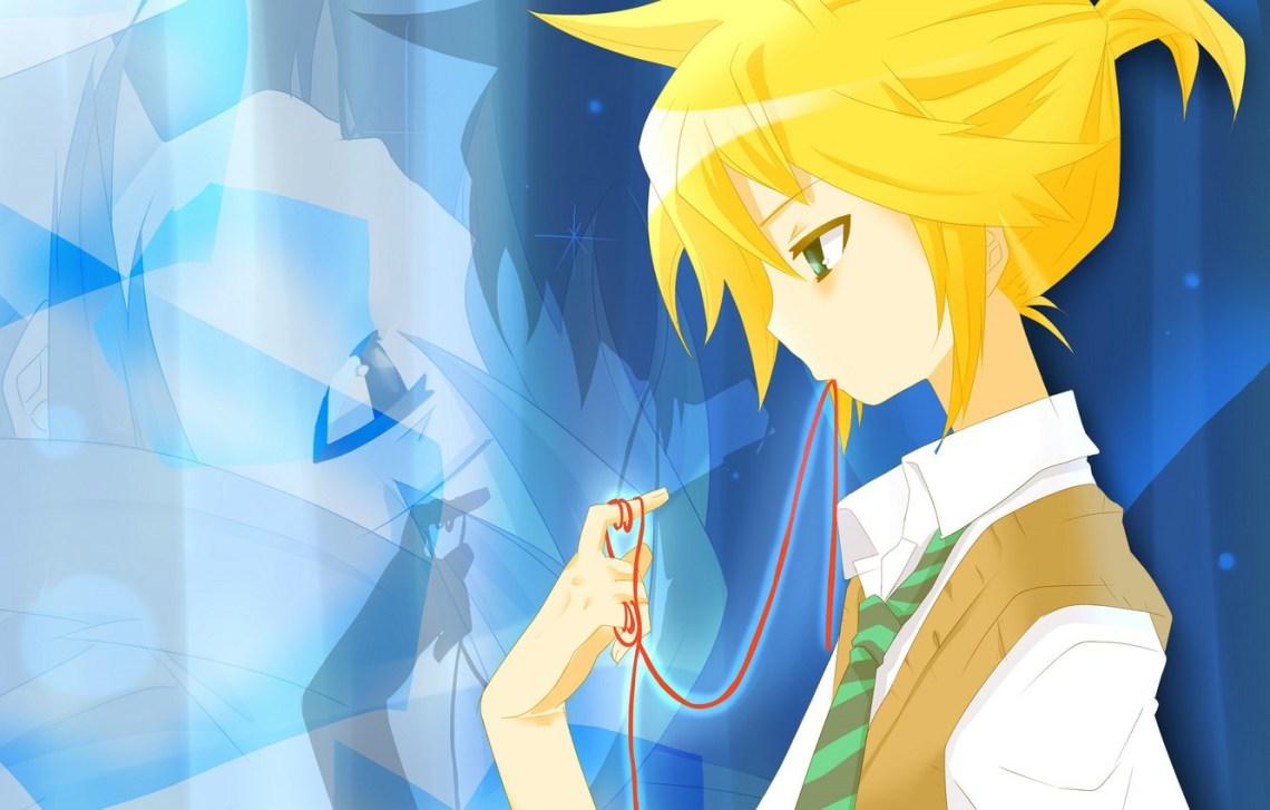 Wallpaper Anime Boy Art Vocaloid Vocaloid Thread Character Images For Desktop Section Prochee Download
