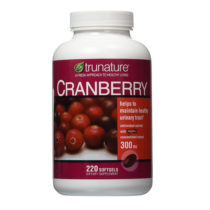 葡萄籽、葉黃素、Q10、蔓越莓、鋸棕櫚 Costco旗下TRUNATURE最受歡迎的6款保健品_海淘網
