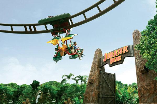 2019新加坡環球影城親子遊玩最新攻略!-新加坡旅遊攻略-Hopetrip旅遊網