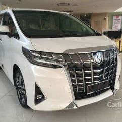 All New Alphard Executive Lounge Drl Grand Avanza Search 7 Toyota 3 5 Cars For Sale In Malaysia Carlist My
