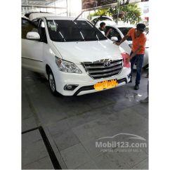 All New Kijang Innova 2013 Grand Avanza Type G 2018 Jual Mobil Toyota V 2 5 Di Dki Jakarta Manual Mpv