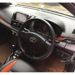 Interior All New Yaris Trd Sportivo Foto Grand Avanza Toyota 2016 1 2 In ภาคเหน อ Automatic Hatchback