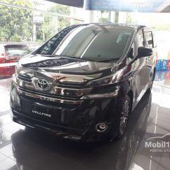 All New Toyota Vellfire 2018 Injector Grand Avanza Jual Mobil G 2 5 Di Dki Jakarta Automatic Van Wagon