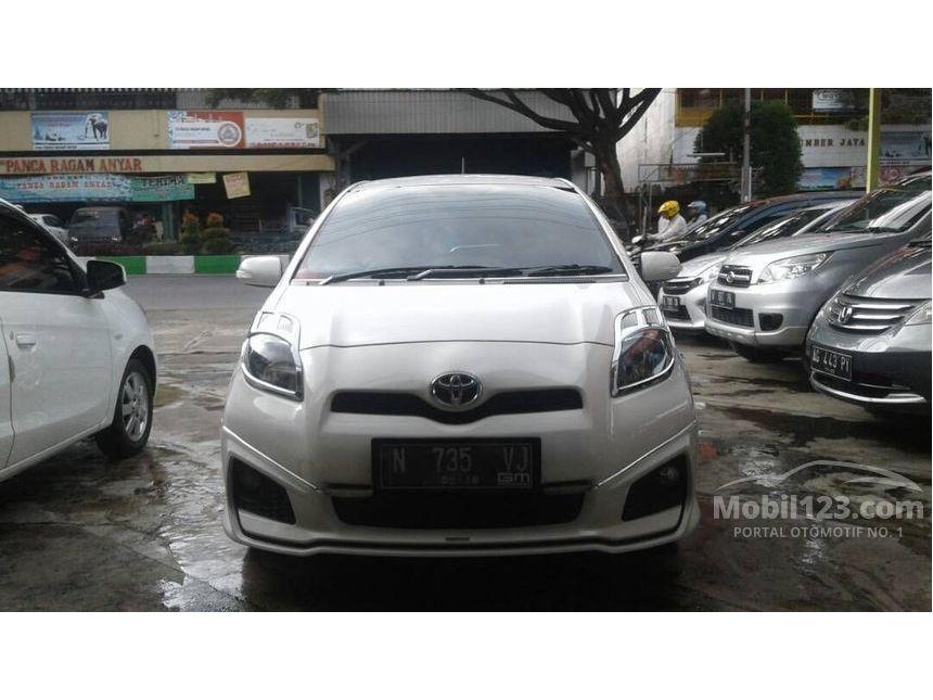toyota yaris trd 2014 dijual all new kijang innova type v jual mobil 2013 sportivo 1.5 di jawa ...