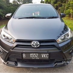Harga New Yaris Trd Sportivo 2014 Grand Veloz 1.5 Vs Mobilio Rs Jual Mobil Toyota 1 5 Di Banten Automatic Hatchback