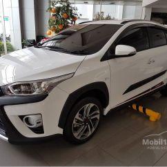 Harga New Yaris Trd All Kijang Innova Reborn Jual Mobil Toyota 2017 Sportivo Heykers 1 5 Di Dki Jakarta Hatchback