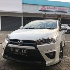 Harga Toyota Yaris Trd Bekas Dashboard Grand New Avanza Jual Mobil 2015 Sportivo 1 5 Di Jawa Barat Hatchback