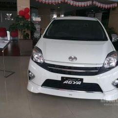 New Agya Trd Matic All Camry Hybrid Review Jual Mobil Toyota 2015 Sportivo 1 0 Di Dki Jakarta Hatchback