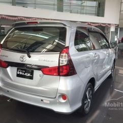 Grand New Avanza Veloz 1.3 Toyota Jual Mobil 2015 1 3 Di Jawa Barat Manual Silver Rp Mt Disc Bersaing