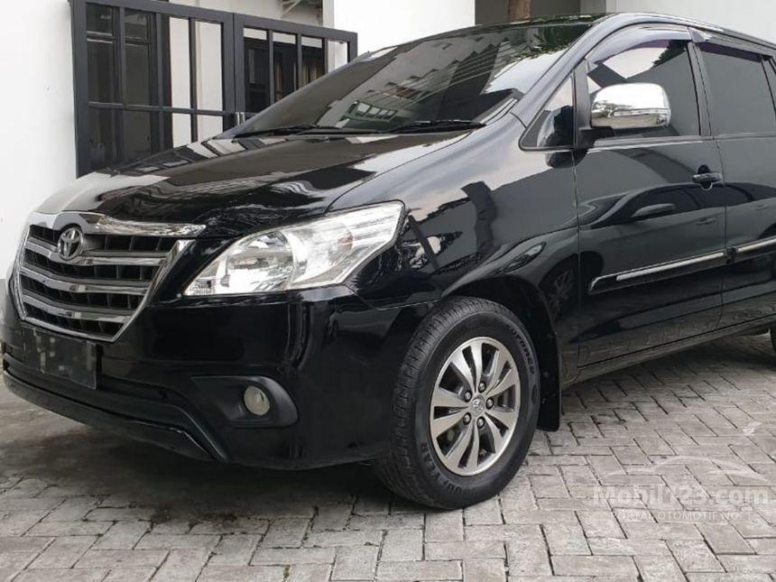 pajak tahunan all new kijang innova harga yaris trd sportivo jual mobil toyota 2014 g 2 5 di jawa timur automatic at diesel
