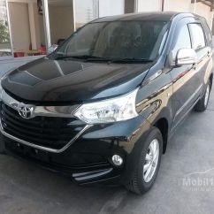Grand New Avanza 2016 Type G Oli All Kijang Innova Jual Mobil Toyota 1 3 Di Dki Jakarta Manual Mpv Hitam