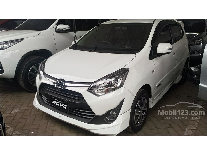 new agya trd 2019 the all camry commercial jual mobil toyota 2018 1 2 di jawa timur manual hatchback