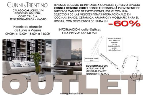 Outlet Gunni & Trentino