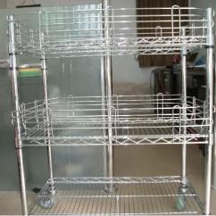 Kitchen Microwave Cart Table And Chairs For Sale 不锈钢置物架图片大全-多功能置物架图片大全_家用置物架图片大全_多功能架子图片大全_不锈钢置物架十大名牌
