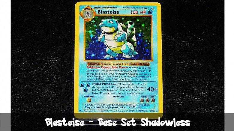 1st Edition Holo Charizard Shadowless