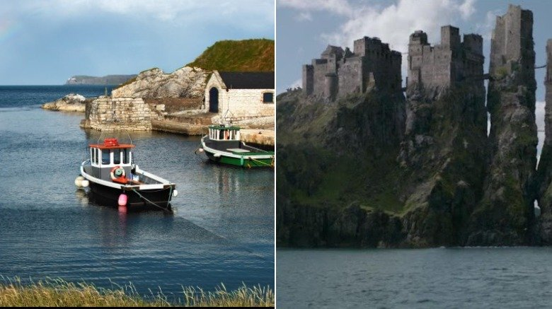 Ballintoy Harbour (The Iron Islands)