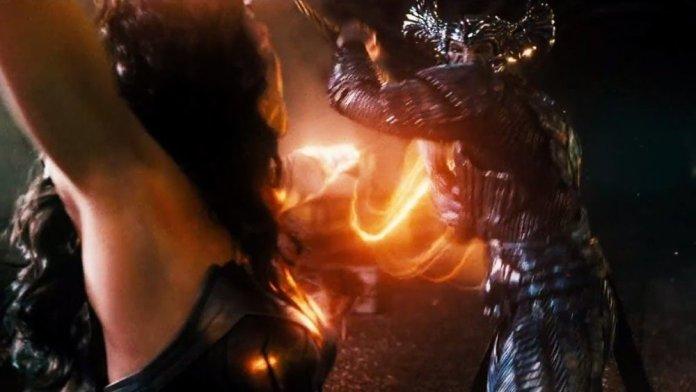 Wonder Woman v Steppenwolf