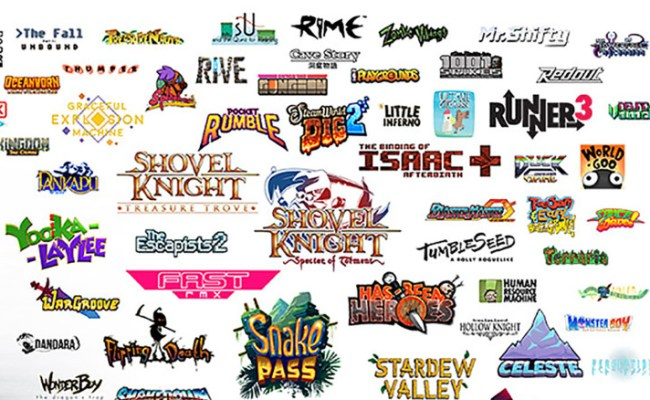 Over 60 Indie Games Coming To The Nintendo Switch