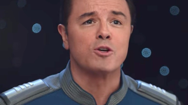 See first trailer for Seth MacFarlanes Orville