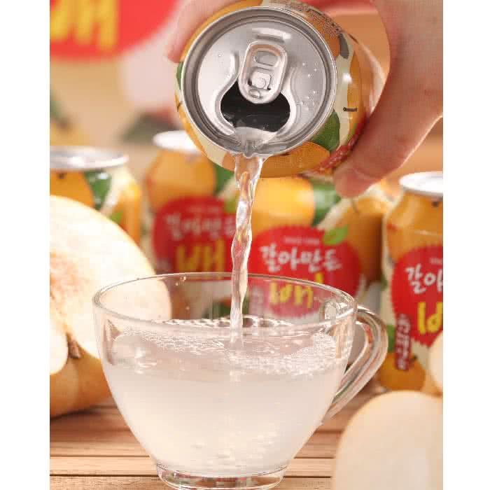 【省錢妙招】 【韓國HAITAI】水梨汁(238ml-12入-組)今日特惠