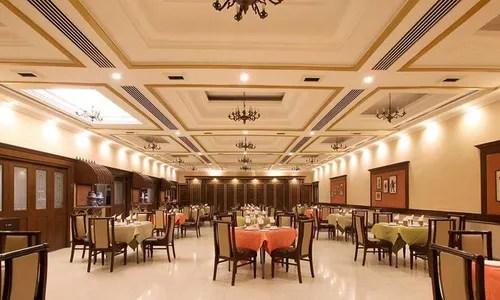 Dakshina Mandapa Taj Mahal Hotel Abids Hyderabad
