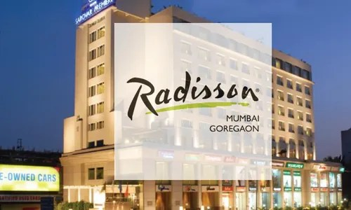 180 Degrees Radisson Mumbai Goregaon Goregaon West