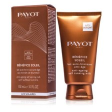 Payot Benefice Soleil Anti-Aging Self Tanning Milk (For Face & Body) 150ml/5oz