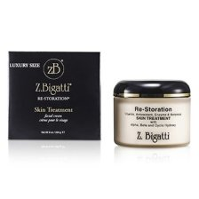 Z. Bigatti Re-Storation Skin Treatment Facial Cream (Luxury Size) 224g/8oz