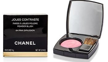 Chanel Powder Blush - No. 64 Pink Explosion 4g/0.14oz