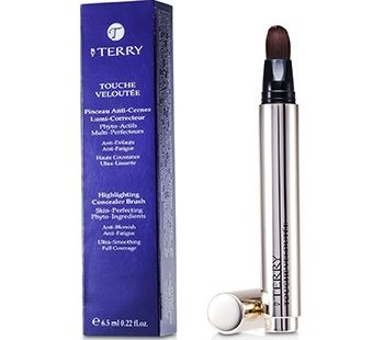 By Terry Touche Veloutee Highlighting Concealer Brush - # 01 Porcelain 6.5ml/0.22oz