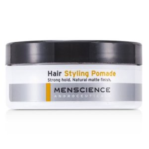 Menscience Hair Styling Pomade - Strong Hold 60ml/2oz