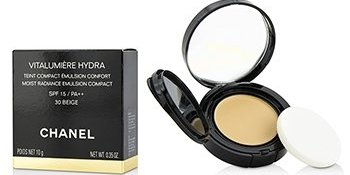 Chanel Vitalumiere Hydra Moist Radiance Emulsion Compact SPF 15 - #30 Beige 10g/0.35oz